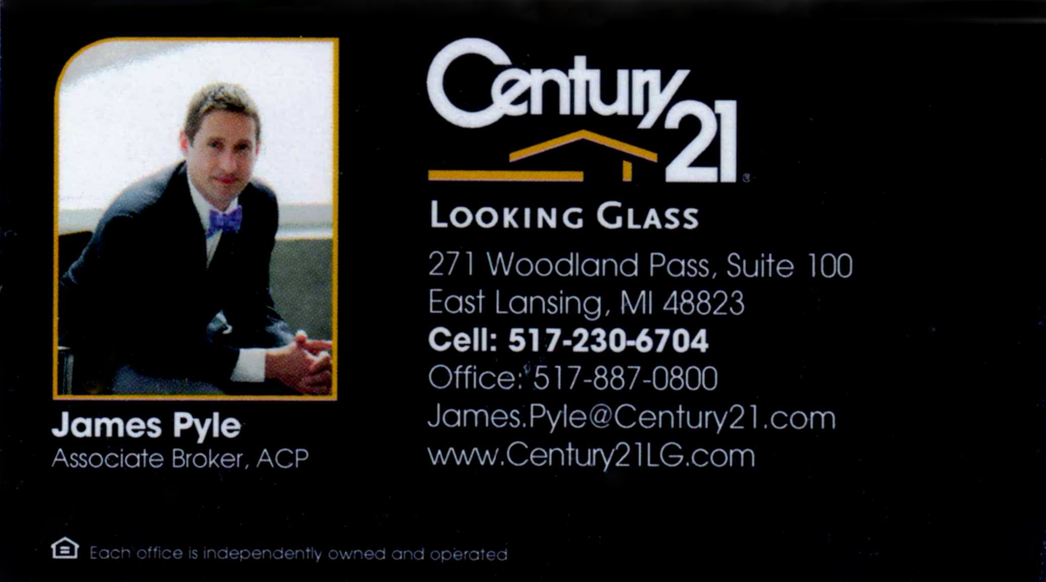 Century 21 / Looking Glass - James Pyle