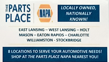 NAPA - The Parts Place - Holt, MI - Dick Seehase, President