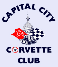 Capital City Corvette Club logo.